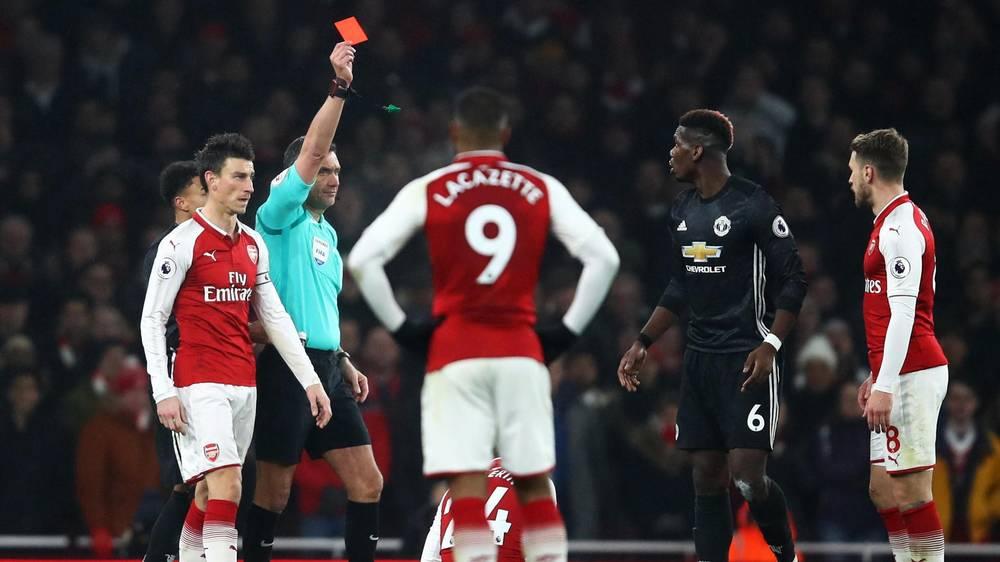 Арсенал - Ман Юнайтед, 25.01.2019